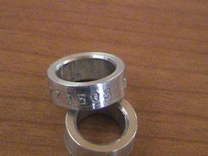 anillas para aves, venta de anillas para loros, anillas para pajaros, anillos para loros