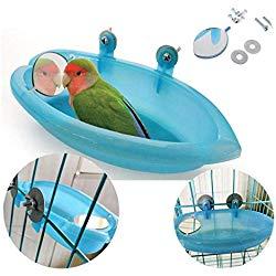 bañeras para loros, baneras para loros, baño para loros, bano para loros, baño para cacatuas, bañadera, bañadero